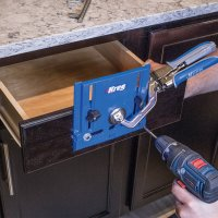 Kreg Cabinet Hardware Jig