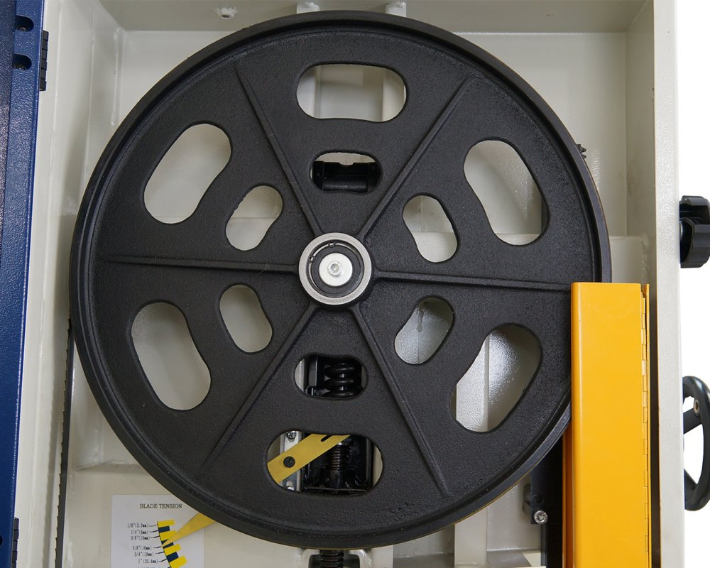 10 Inch Band Saw Wheel