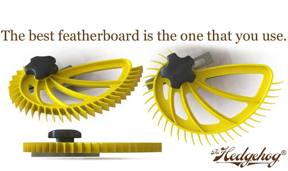 Using Feather Boards