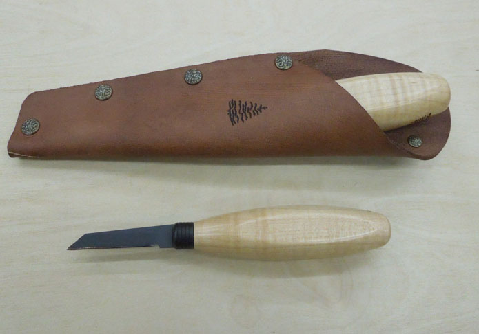 Blue Spruce Marking Knife Review