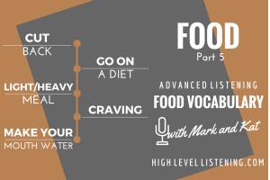 English Listening Practice Food Vocabulary 5