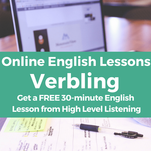 Live English Lessons with native speakers