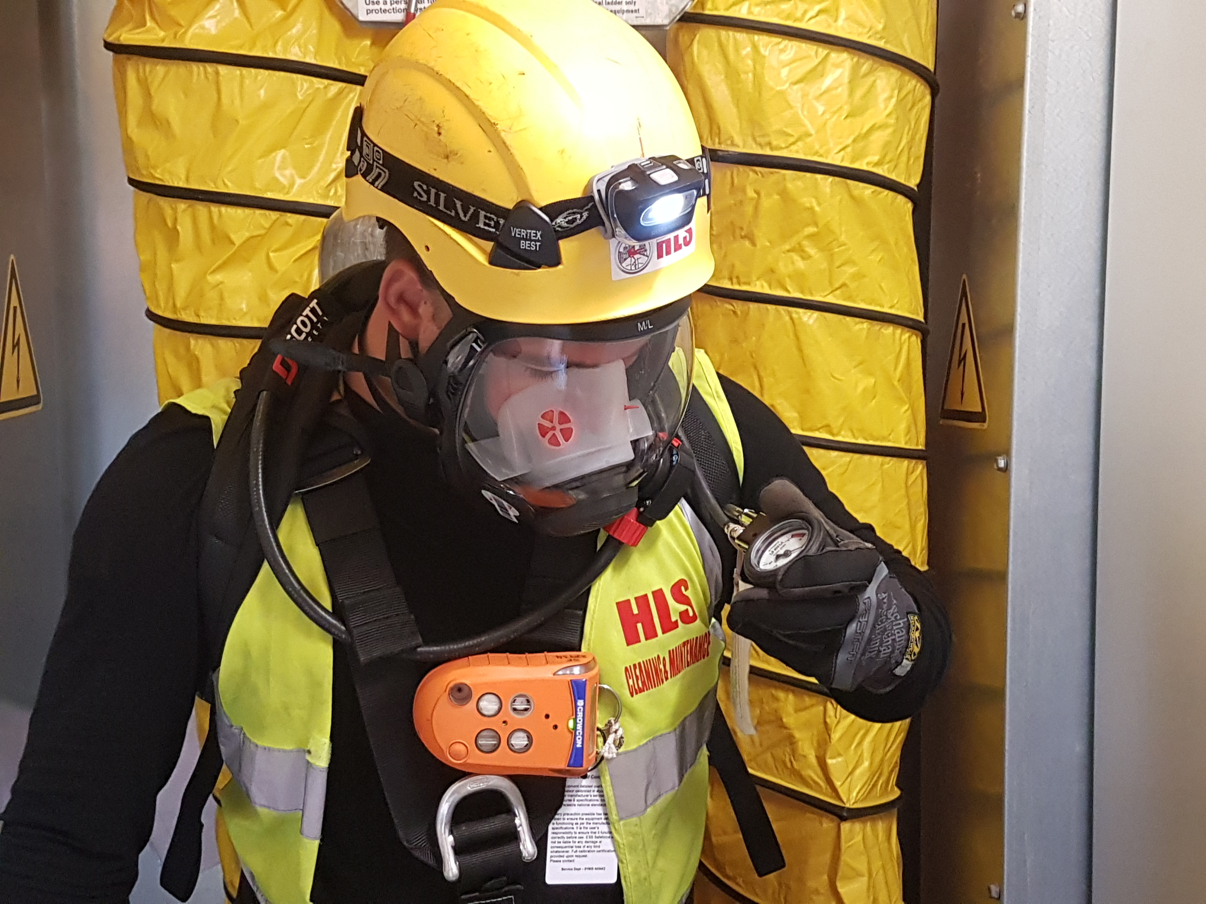 Health and Safety - High Level Specialists - Ensuring the strictest health and safety procedures on all projects.