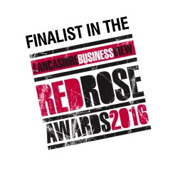 High Level Specialists Ltd are finalists for the Red Rose Business of the Year Awards 2016!