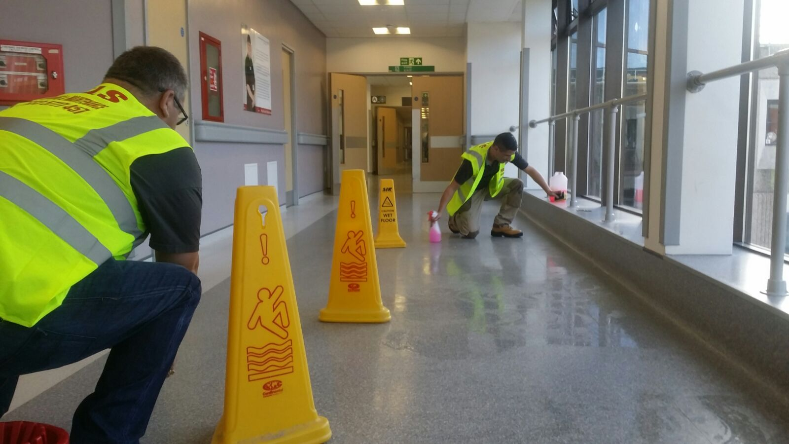 Hospital Cleaning Manchester