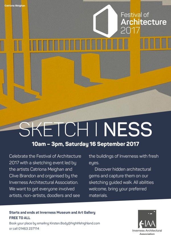 Sketch Ness - Inverness Museum And Art