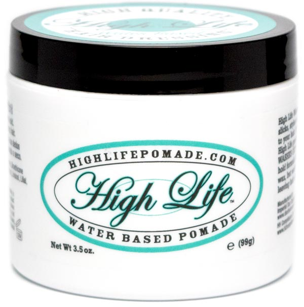 High Life Water Based Pomade