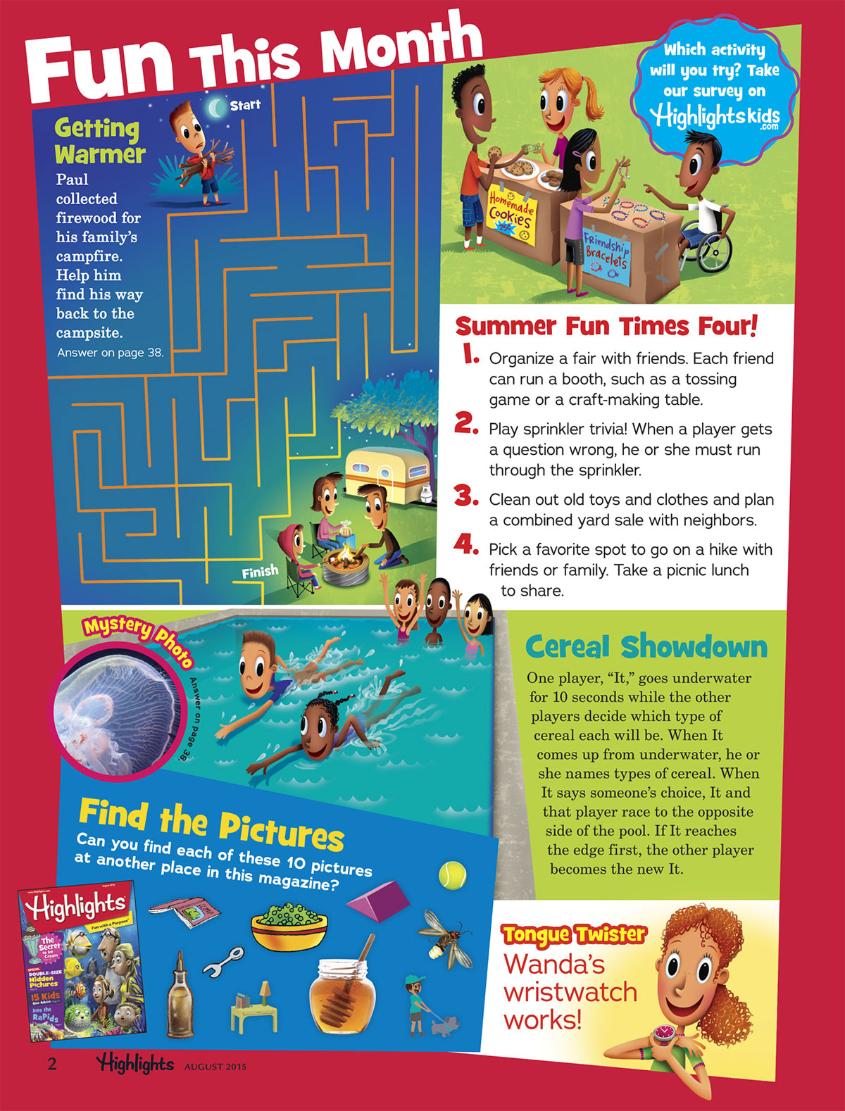 Puzzle Magazines For Kids Kids Matttroy