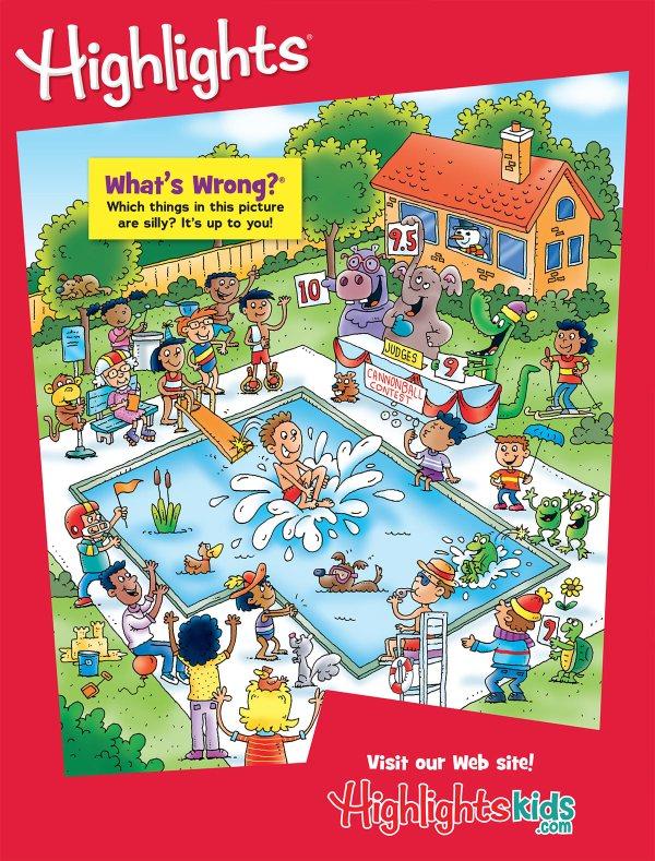 Highlights Magazine - Original Kids Subscription