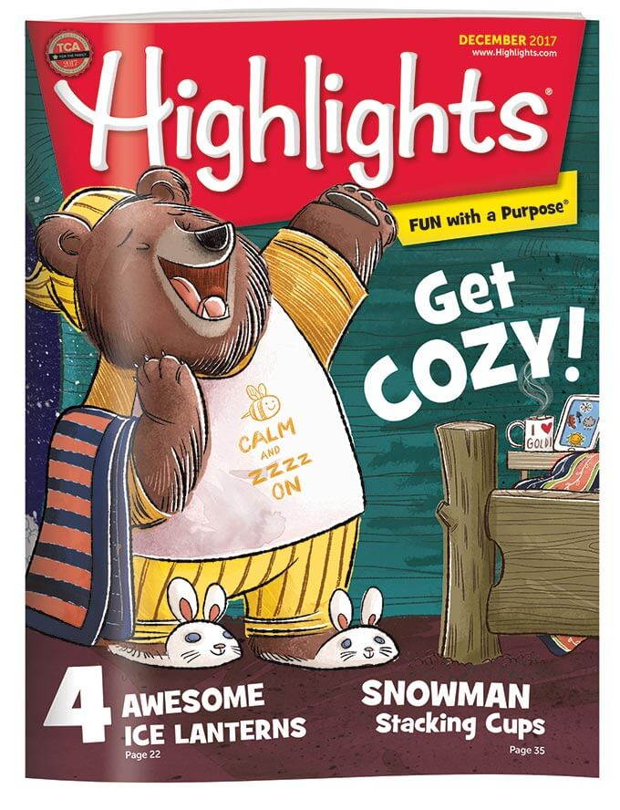 Highlights? Magazine