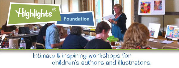 Highlights Foundation, Intimate & inspiring workshops for children's authors and illustrators