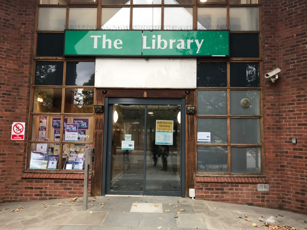 Chipping Barnet Library reopens