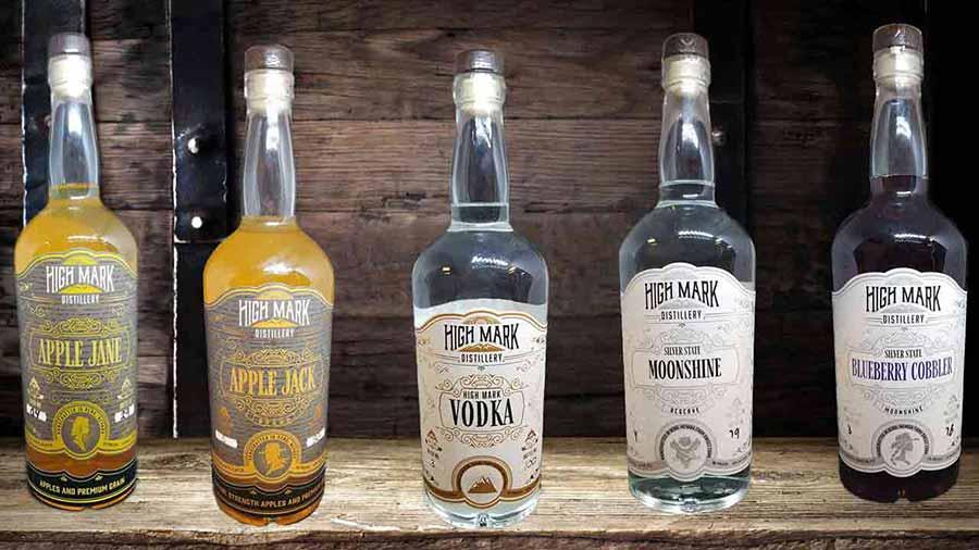 Spirit Profile: High Mark Vodka
