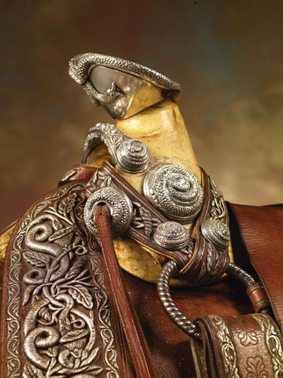 Pancho Villas Last Saddle at Auction