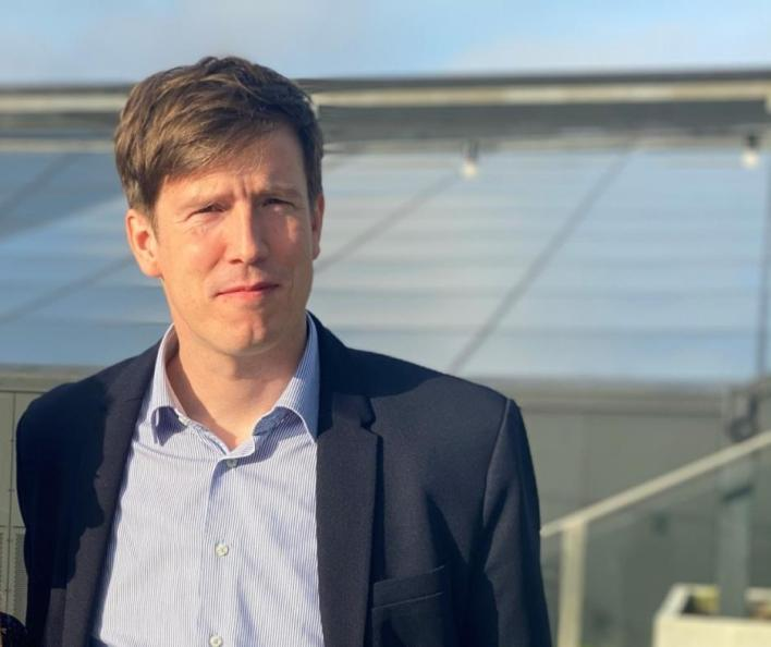 Mads Qvist Frederiksen is the new leader of Arctic Economic Council.
