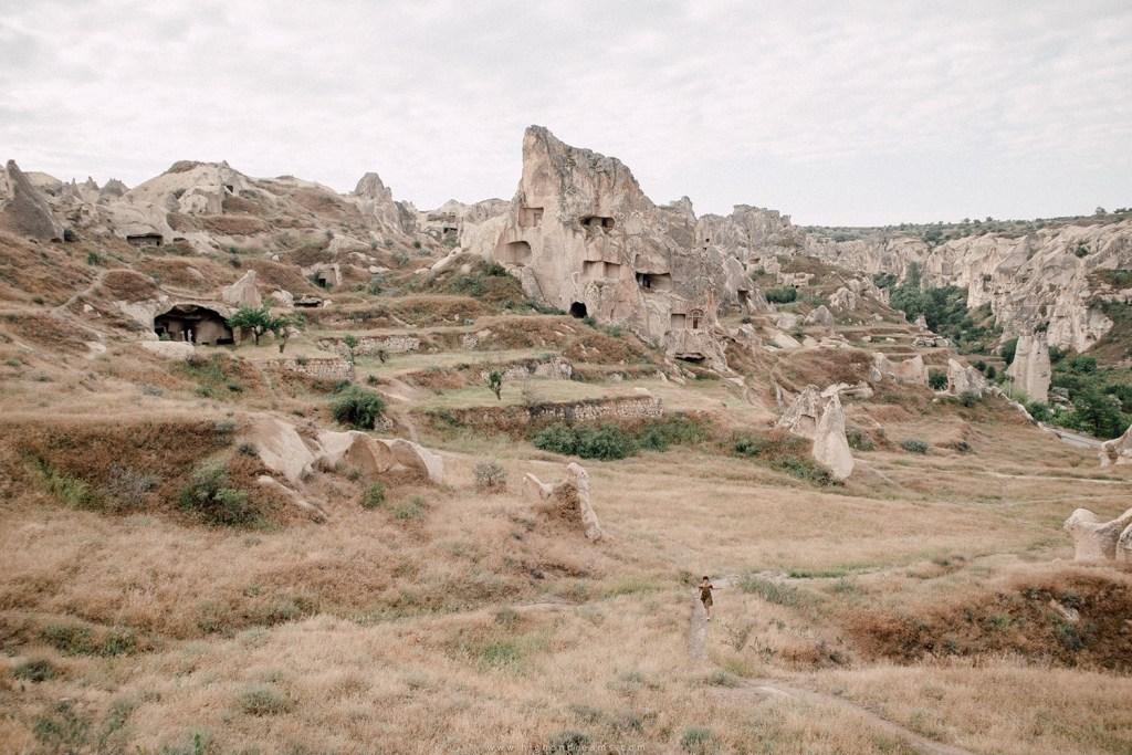 Goreme National park, open air museum