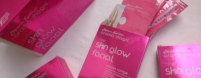 aroma magic skin glow facial kit