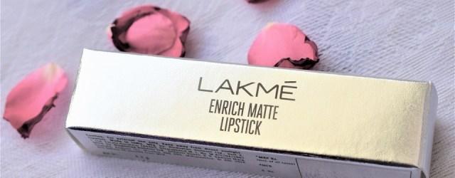 lakme enrich matte RM13 (8)