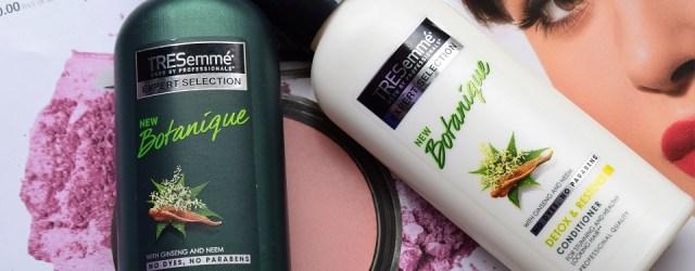 Tresemme Botanique Detox & Restore Shampoo And Conditioner