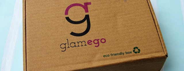 GlamEgo Box - June 2017 (2)