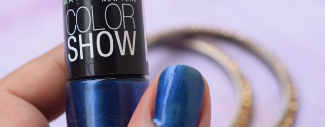 Maybelline Color Show Nail Enamel Ladies Night 006 (4)