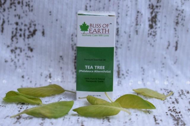 Bliss Of Earth Tea Tree Essential Oil