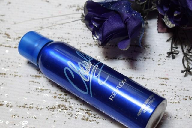 Revlon Charlie Perfumed Body Spray Blue