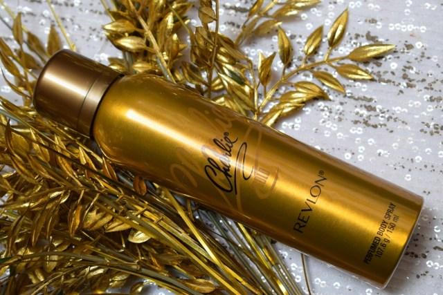 Revlon Charlie Perfumed Gold