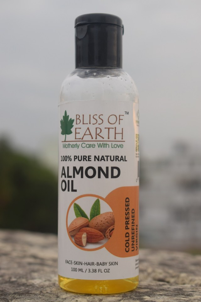Bliss Of Earth 100% Pure Natural Almond Oil (4)