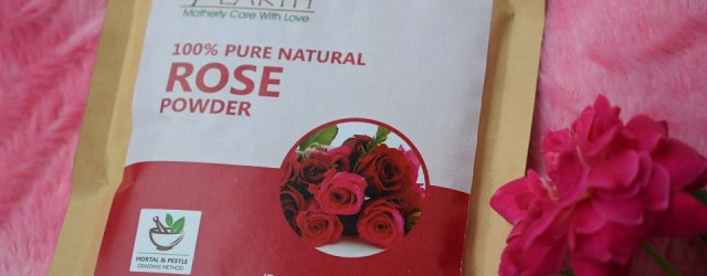 Bliss Of Earth 100% Pure Natural Rose Powder (2)
