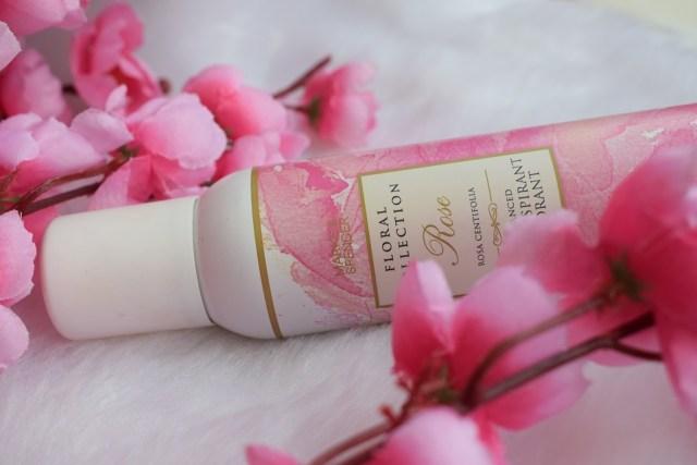 Marks & Spencer Floral Collection AntiPerspirant Deodorant Rose (5)