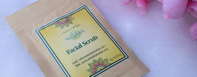 Vedantika Herbals Natural Spa Facial Scrub (3)