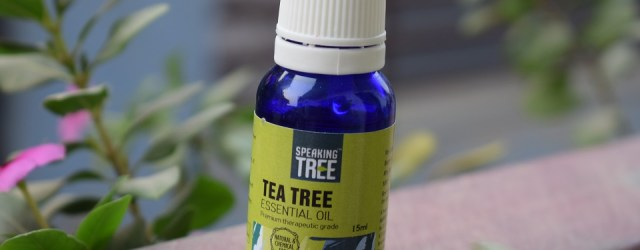 Speaking Tree Tea Tree Essential Oil (2)
