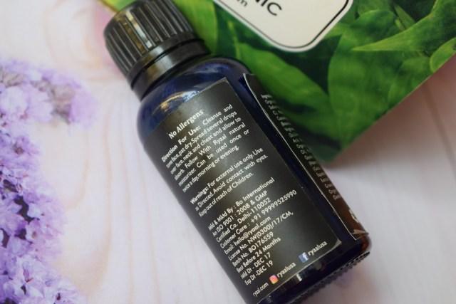 Ryaal Vitamin C Anti Ageing Serum (5)