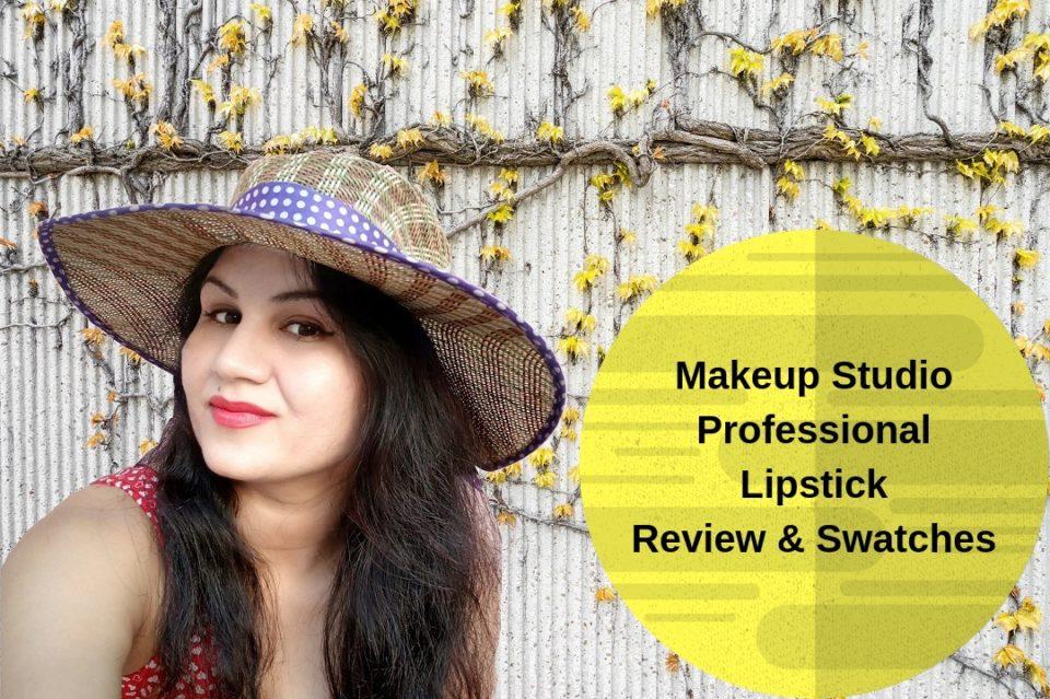 Beauty Fashion Xoxo: Makeup Studio Professional Lipstick XOXO Red, Gypsy Coral