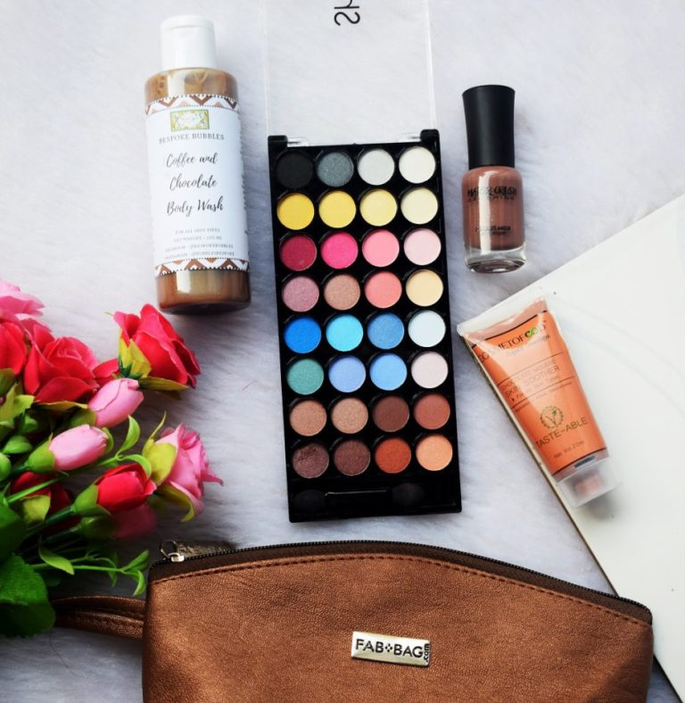 Fab Bag February 2019 - The Shade Of Love Review
