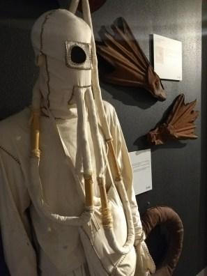 da Vinci scuba suit