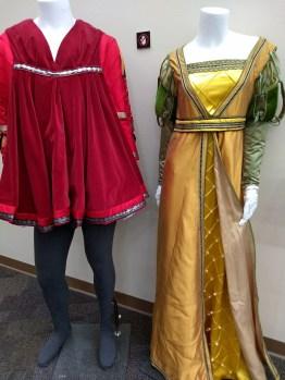 da Vinci costumes