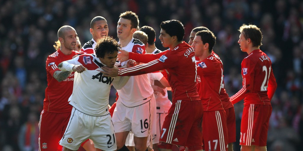 Liverpool vs Manchester United: The Biggest Rivalry in England