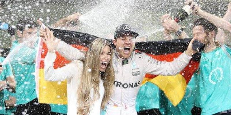 Nico Rosberg Clinches Nerve Cracking Championship