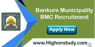 Bankura Municipality JObs
