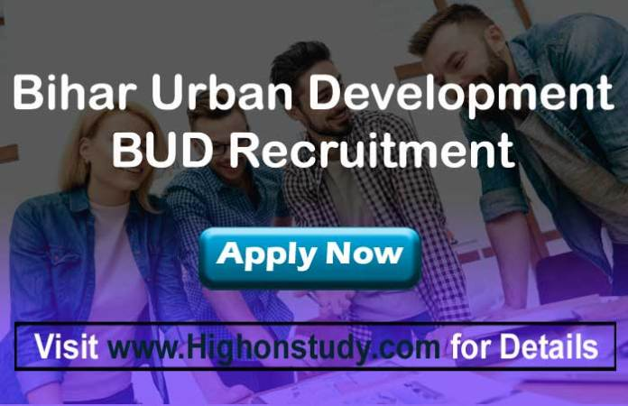 Bihar Urban Development jobs