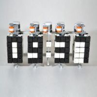 Time Twister, A Digital Clock With Lego a Twist...