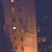 Unexplained Footage: Slenderman is real and invades Russian Town...