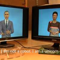 AI versus AI, the Hilarious Results of Two Chatbots Talking to Each Other.