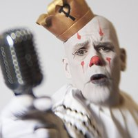 Puddles Pity Party, the Saddest Clown in the World Raises Spirits…