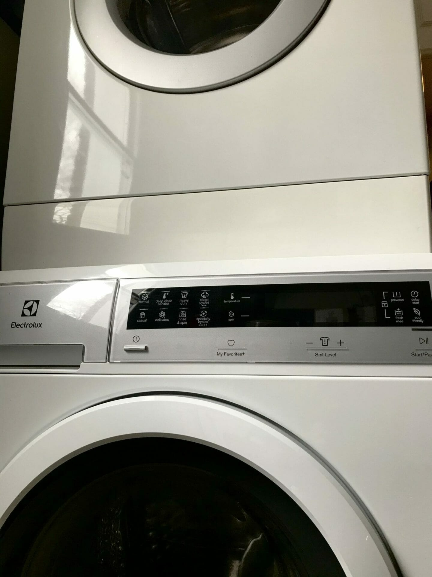Washer and dryer installation cost