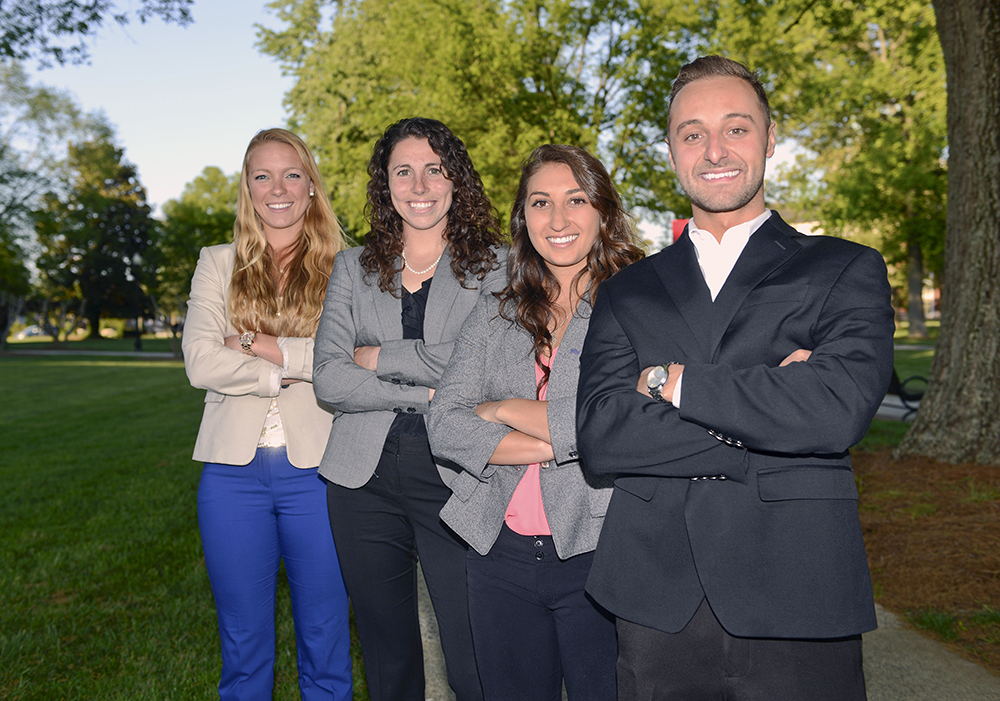 Student Entrepreneurs Awarded $15.000 at HPU Business Plan Competition | High Point University | High Point. NC