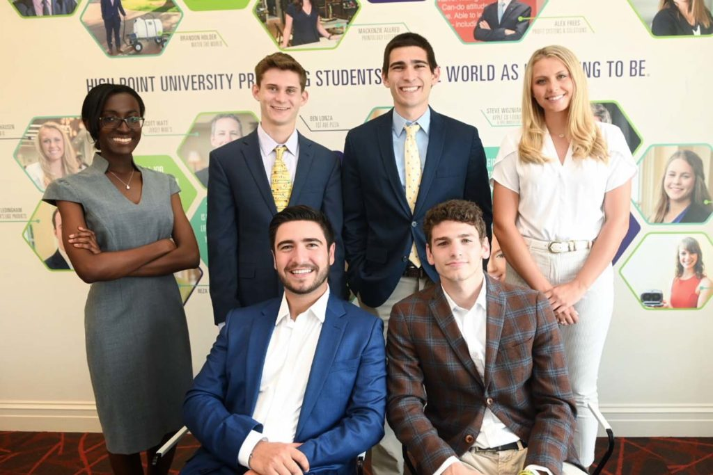 HPU Announces Finalists for the 2019 Business Plan Competition | High Point University | High Point. NC