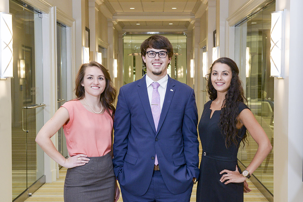 Students Win Start-Up Funds at Annual Business Plan Competition | High Point University | High Point. NC